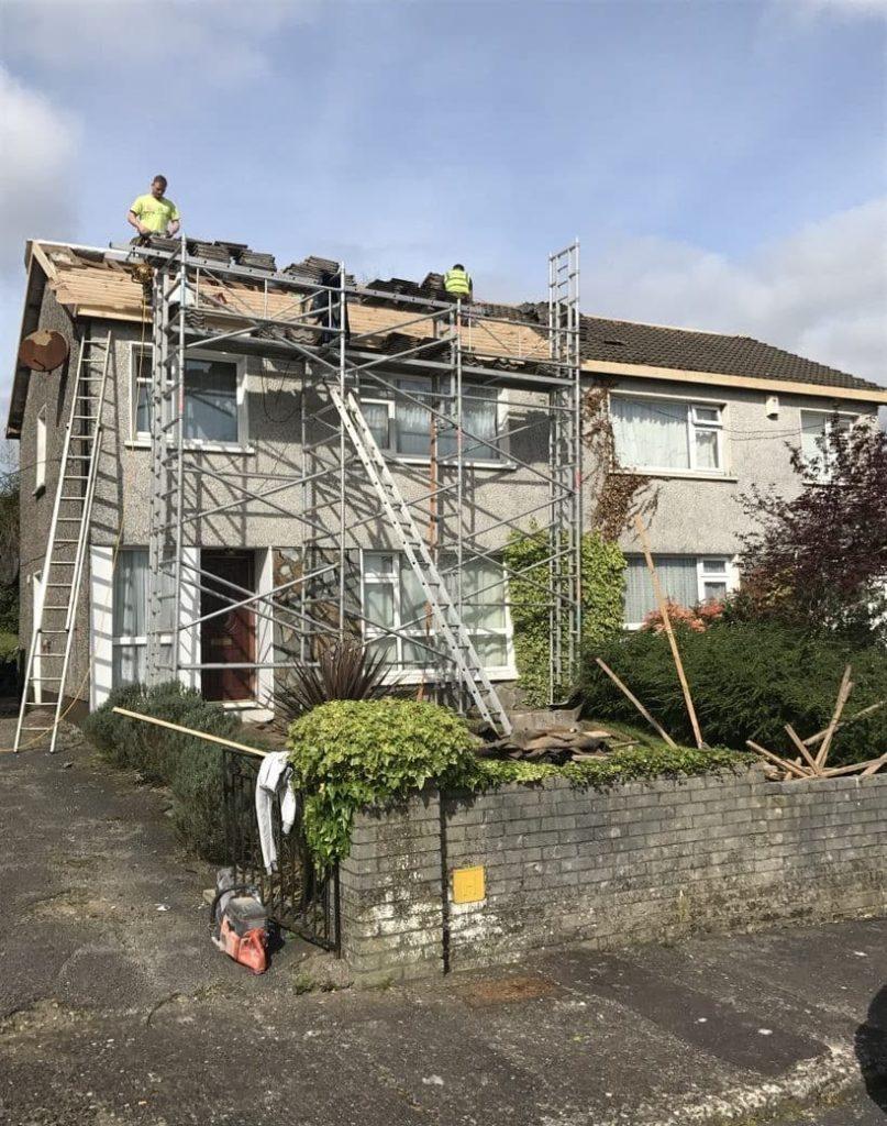 Roofing Repair Dublin
