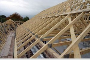 Roofing Project in Dublin