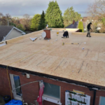 Flat Roofing Repairs and Replacement Costs