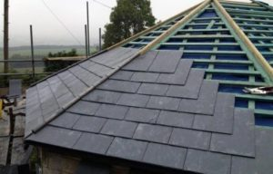 Slate Roof Extensions